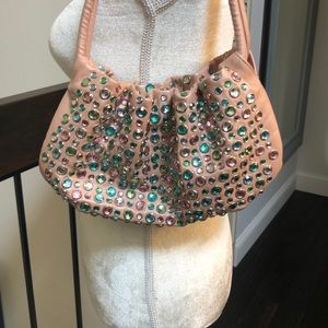 Sondra  Roberts jeweled bag